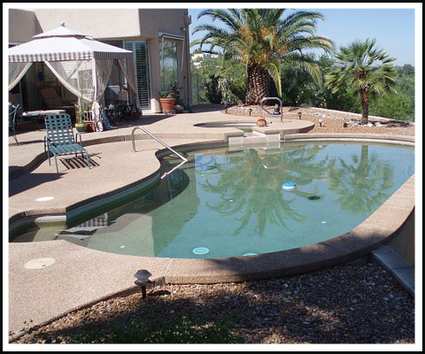 Fiorentino pool service serving ventura county pool for Pool design ventura